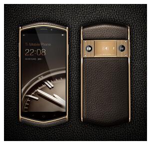 8848钛金手机推出18K金巅峰版,获联通过亿大单