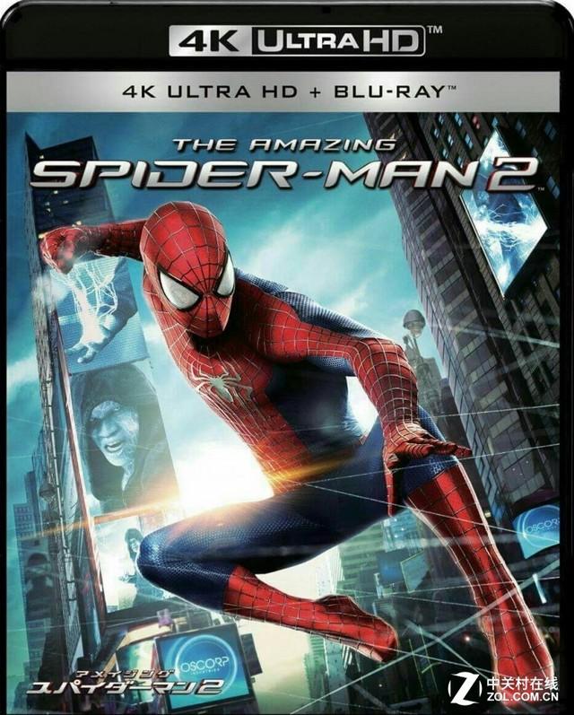 4K电视终有用!索尼影业蓝光4K影片上市
