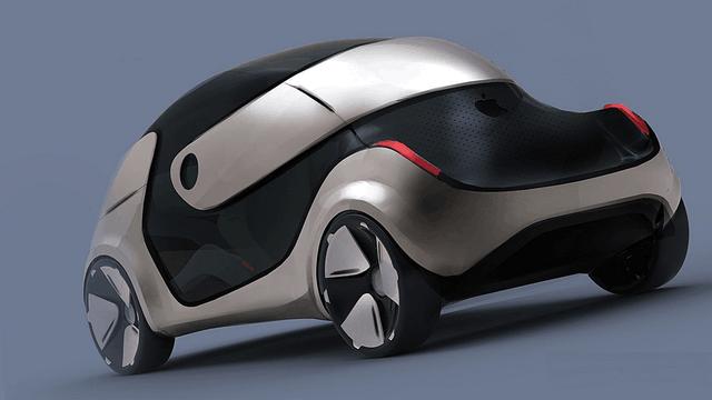 传苹果汽车已开始原型研发:拼颜值?