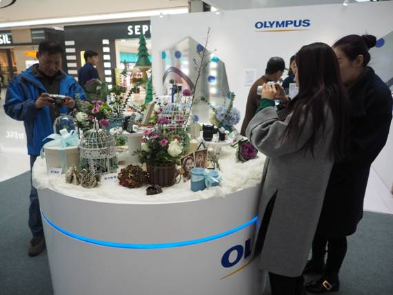 奥林巴斯光学科技巡礼北京站第2季来福士启幕
