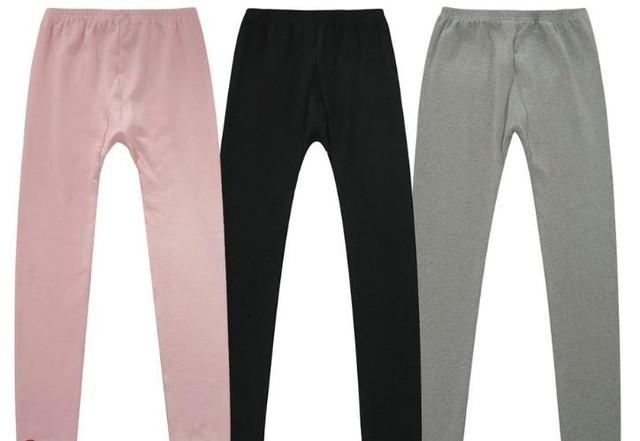 保暧小嗽叭裤-秋裤穿的薄,容易堆积脂肪   从中医的角度来说,女性属阴,对应的是