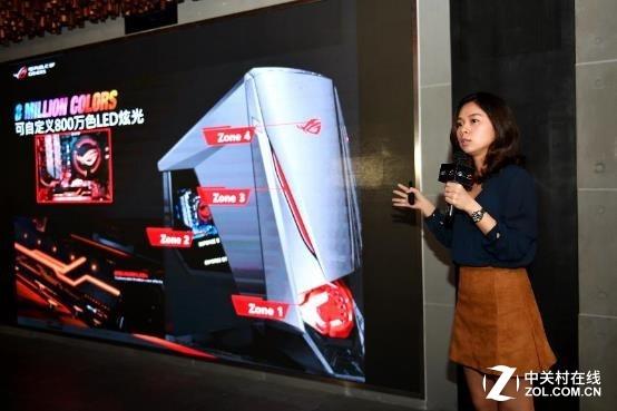 华硕首推 Pascal GTX1080 VR级游戏台机