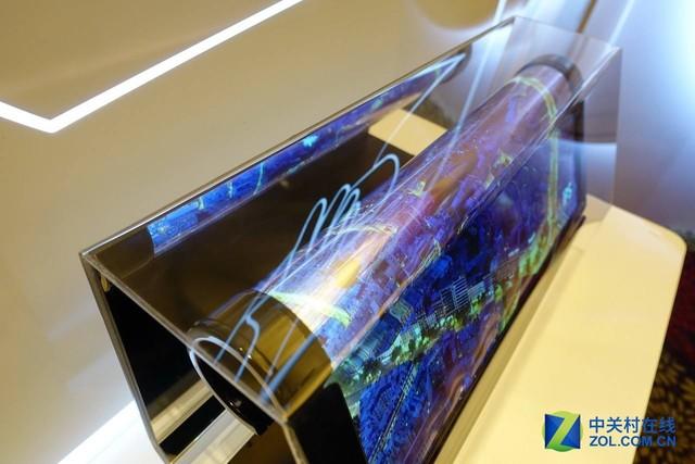 全球首款!日本JOLED研发印刷式OLED面板