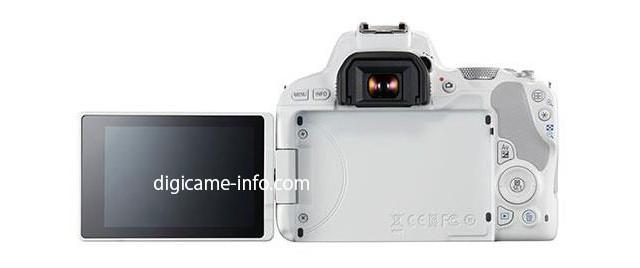 白色外还有银色! 佳能EOS 200D多照曝光