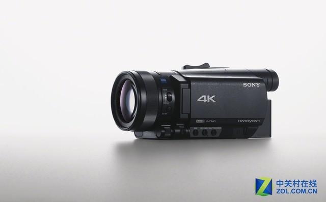 索尼发布4K HDR摄像机FDR-AX700