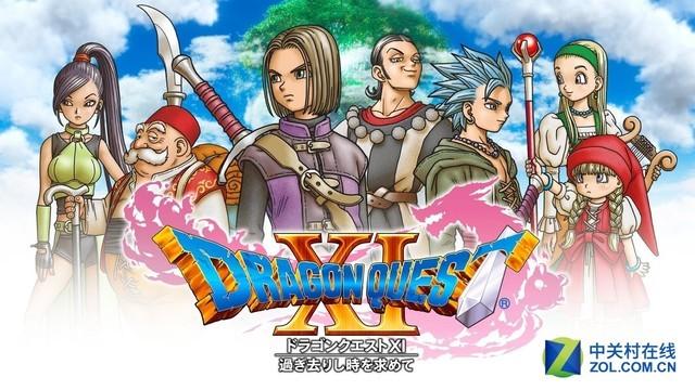《勇者斗恶龙11》PS4/3DS版Fami通满分