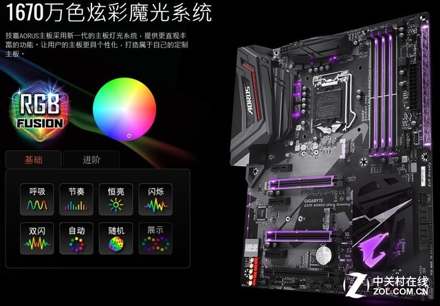八代酷睿 Z370 AORUS Ultra Gaming热售