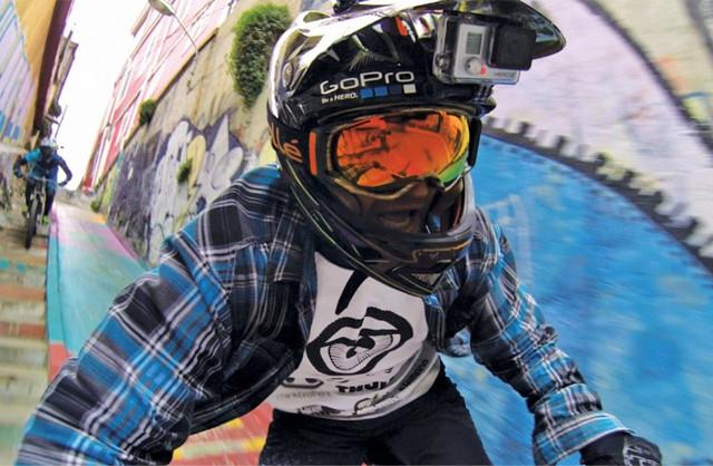 GoPro与微软签专利授权协议 前者股价大涨