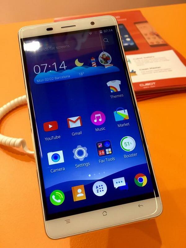4月欧洲开卖 猎豹移动首款手机MWC发布