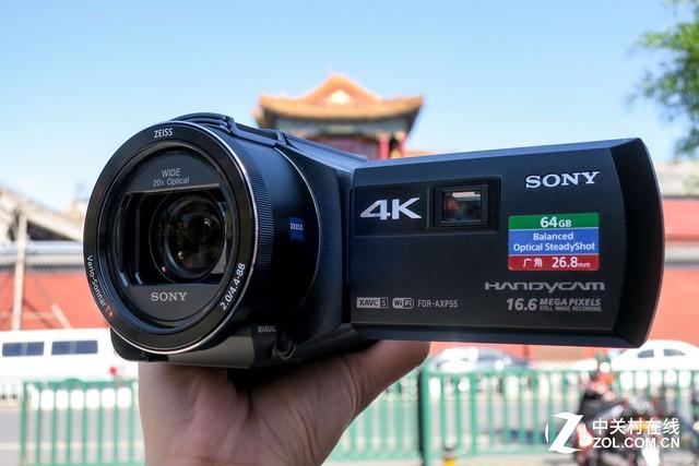 索尼4K摄像机AXP55