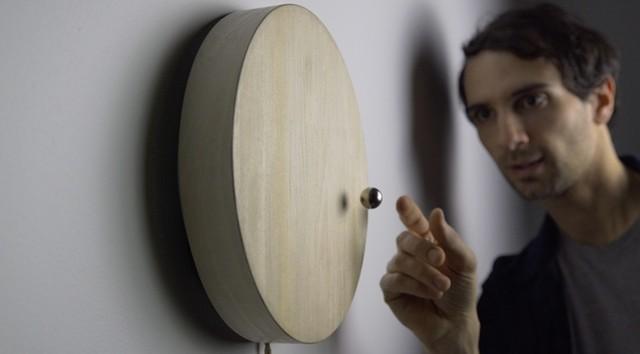 如果时钟的指针飞起来 你还会看时间吗