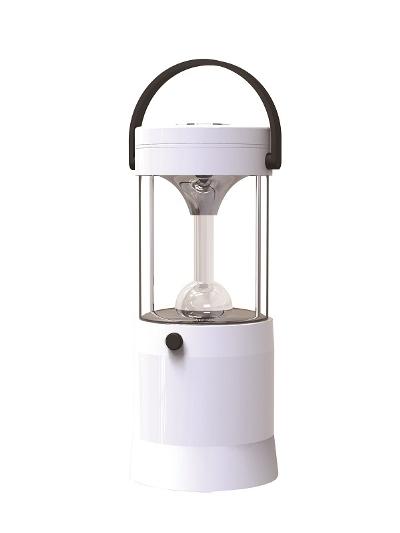 点亮只需盐和水 便携式LED灯寿命十年