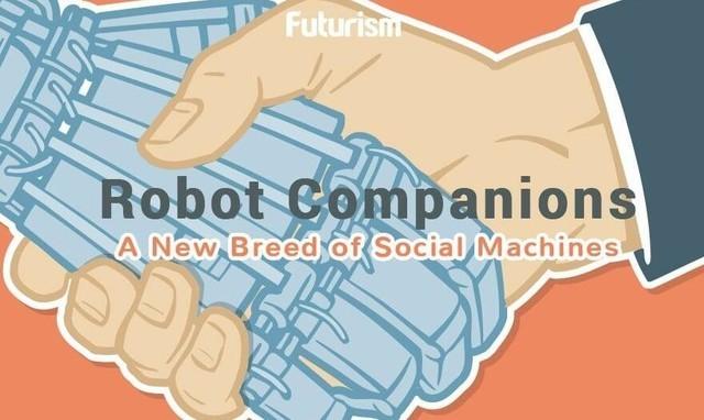 如果机器人学会了此技能 人类会紧张