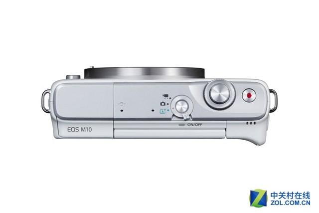 官网已列出 佳能EOS M10微单正式发布
