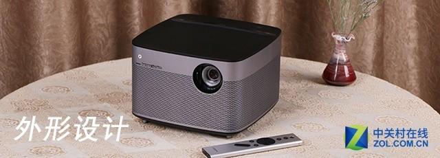 首款1080P 极米H1无屏电视逆天应用体验