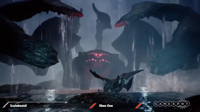 《无限边境》Demo演示 操控巨龙战斗