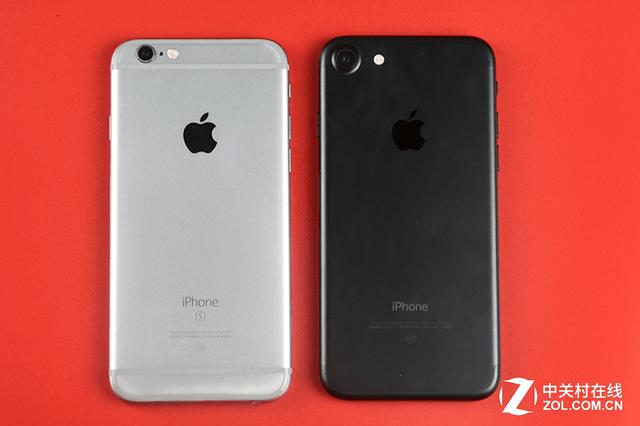 亮黑色够了没? 苹果iphone7 & plus评测