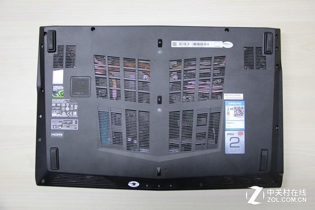 新I7+GTX1050 微星GL62M游戏本评测