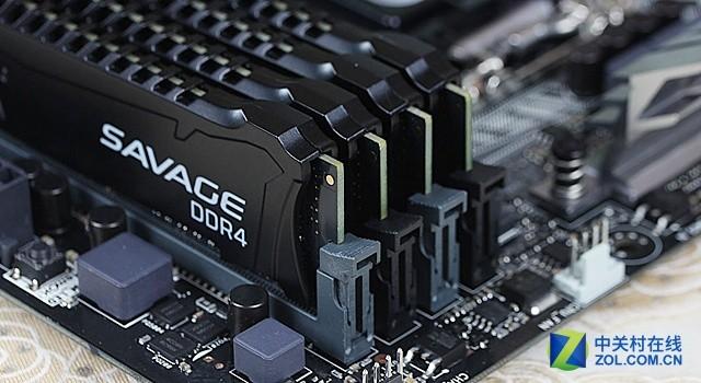 金士顿Savage 16GB DDR4 2800内存评测