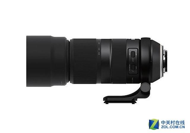 腾龙正式发布轻量级100-400mm镜头