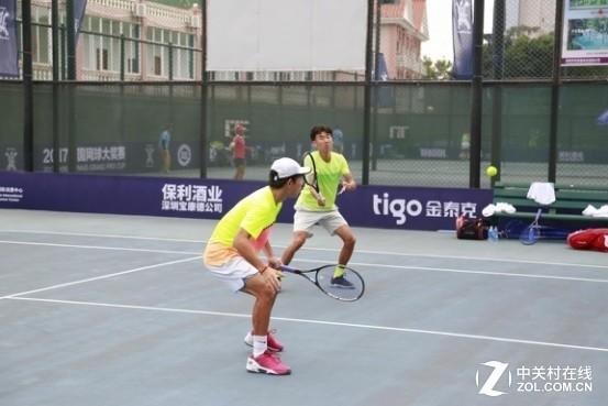 金泰克存储跨界助力2017中国网球大奖赛