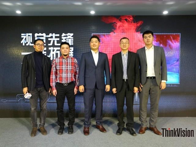 一线开启视觉新时代 ThinkVision发布6款新品