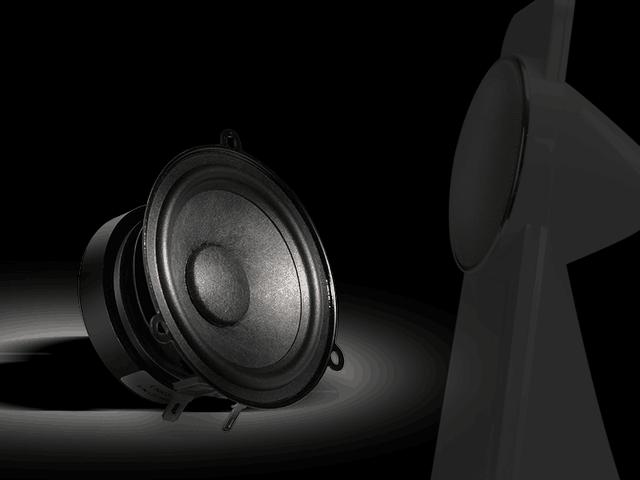 源自佛朗明哥的热情,P333B桌面2.1音响