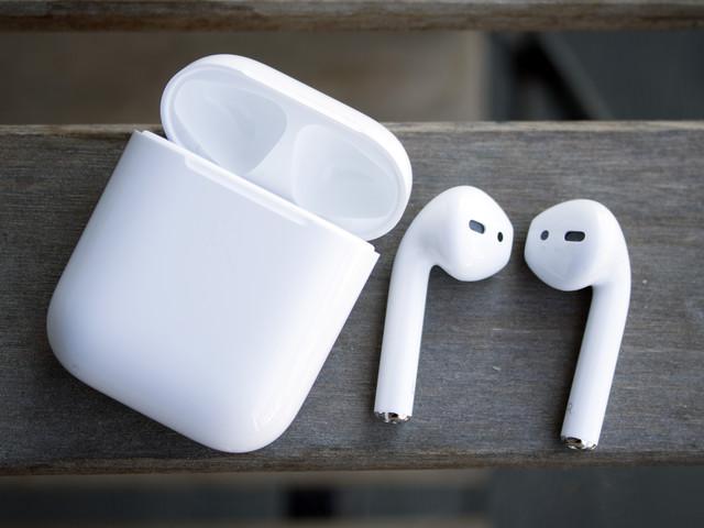 慢工出細活 蘋果AirPods無線耳機終開售
