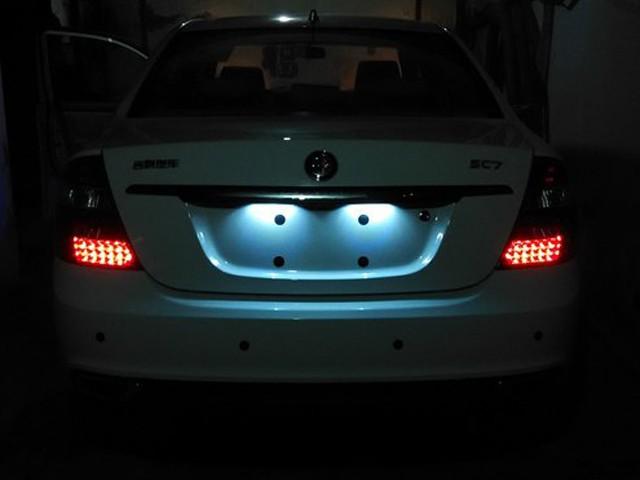 车灯重要性 每种灯的作用和保养都不同