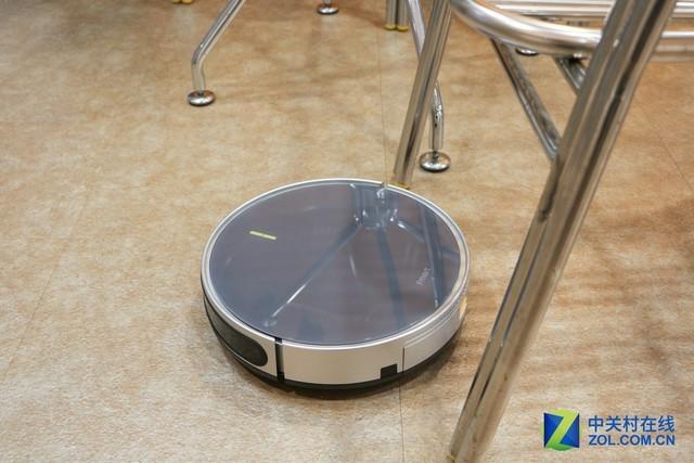 智能与清洁完美融合 福玛特土粒博士扫地机评测