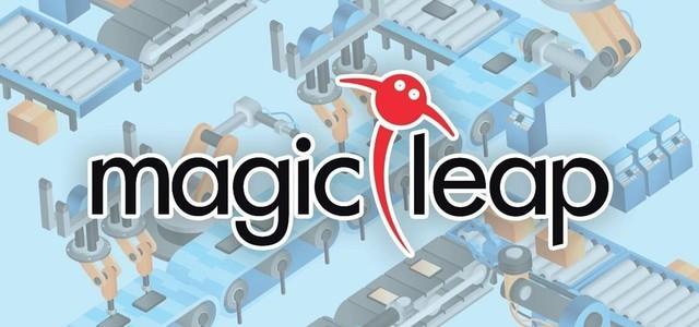 投影更加真实 Magic leap AR头显定名