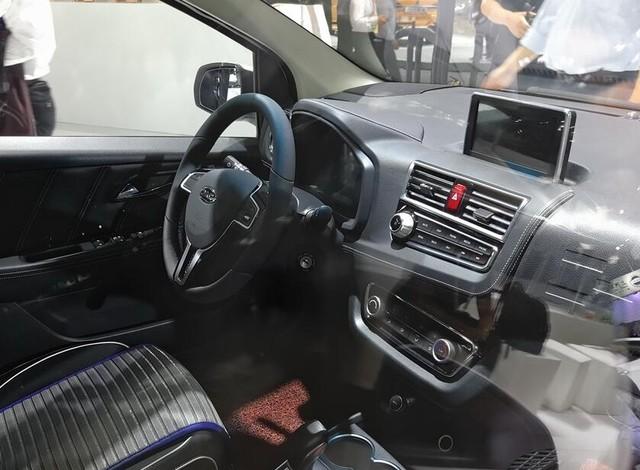 16北京车展 江淮iEV6E电动车首发高清图片