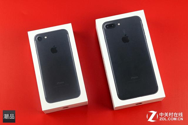 有亮黑就够了? 苹果iphone7 & plus评测