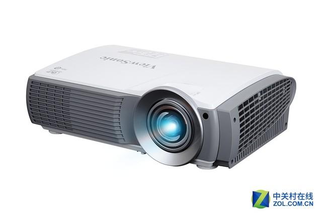 优派LS620X教育激光短焦投影仪36999元