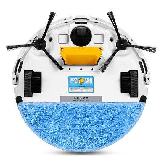 ilife扫地机器人客服电话图片