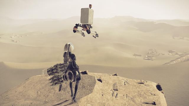 《尼尔:机械纪元》新上市宣传片推出