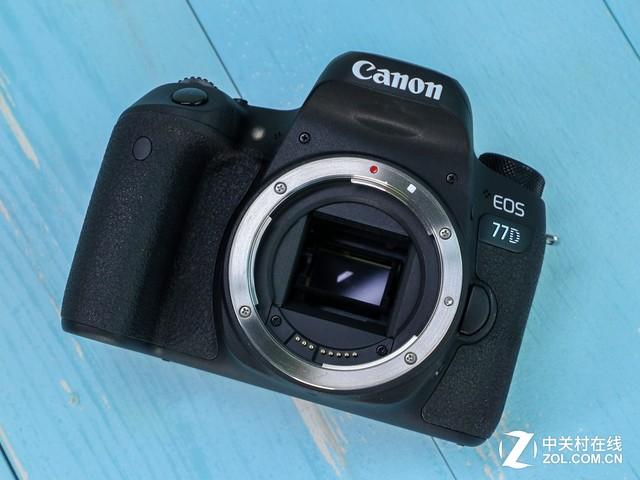 对焦全面升级 佳能EOS 77D单反评测
