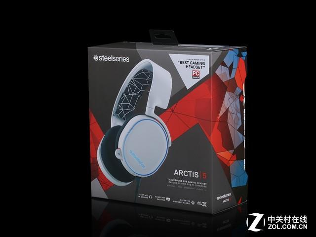 颠覆传统寒冰来袭 赛睿Arctis5耳机体验