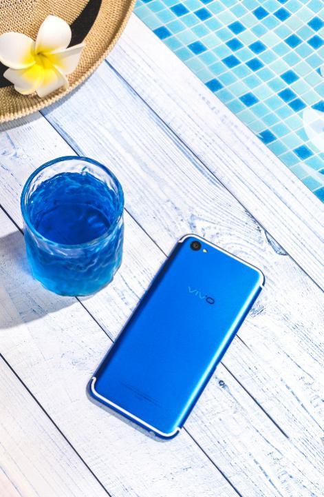 vivo X9s活力蓝巴厘岛Blue蓝可乐套装版来袭