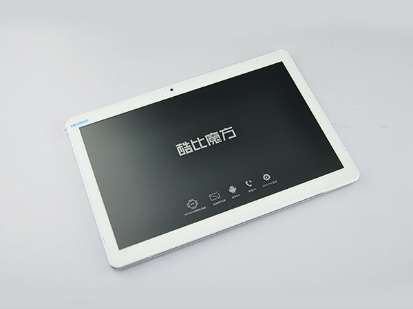酷比魔方10.1英寸大屏通话平板T12开箱曝光
