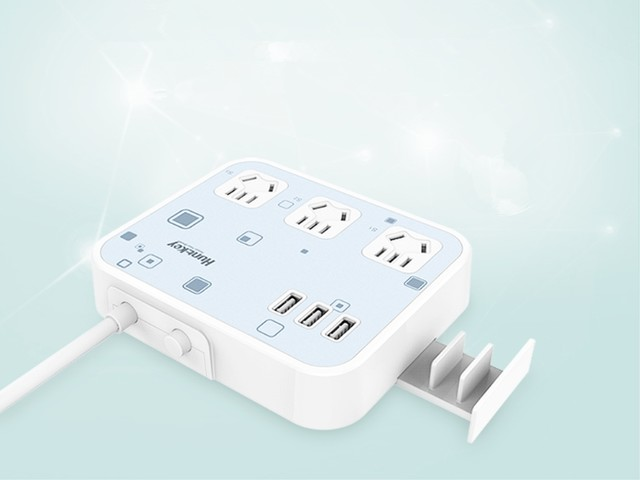 充电好伴侣 四款热销智能插座推荐!