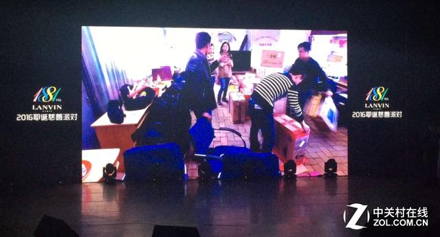 为爱聚首 技嘉受邀2016耶诞慈善派对