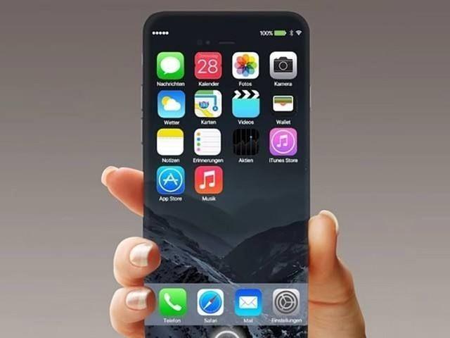 可折叠iphone的显示屏幕或由京东方提供