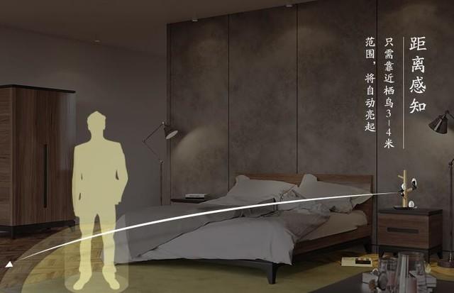 比较实用的感应灯 帮你点亮漆黑的夜晚