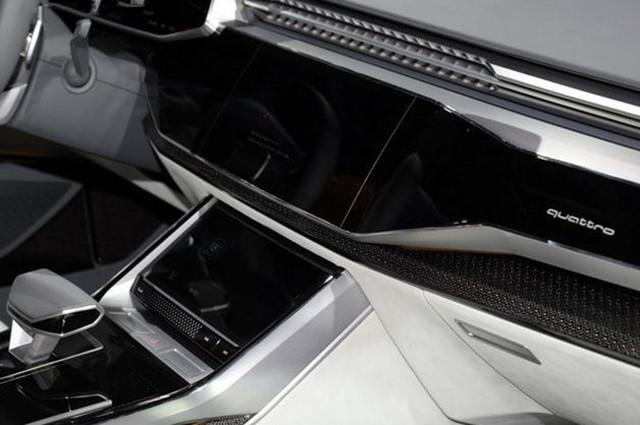 奥迪Q8 SPORT CONCEPT 亮相日内瓦车展