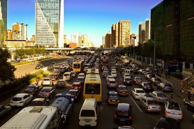 电子车牌来了 城市拥堵费还会远吗?
