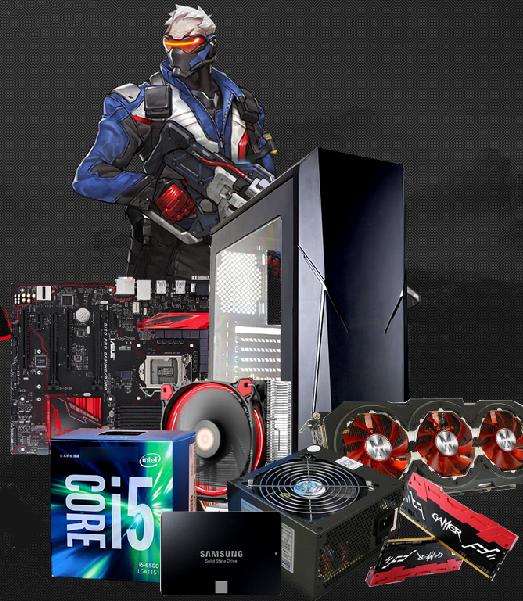 i5 6500/1060 先锋G90电竞主机配置揭晓
