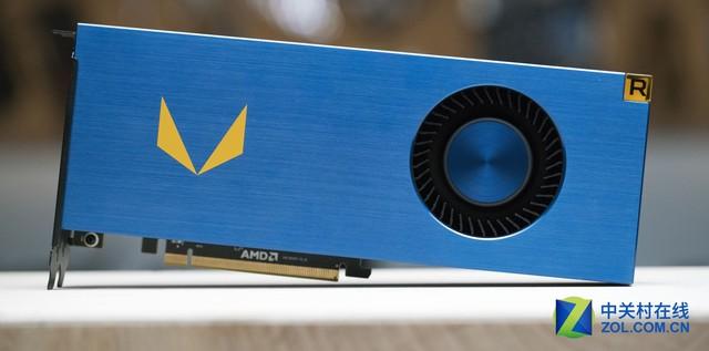 吊打TITAN Xp AMD Vega专业卡全球首测