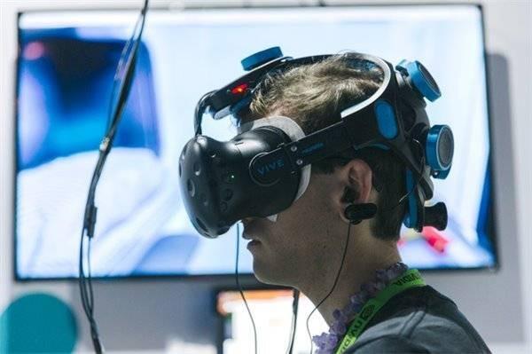 Neurable的黑科技可以用意念控制VR游戏