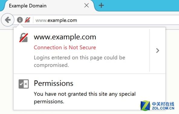 Chrome与Firefox均开始警告用户不要在非HTTPS网站提交信息